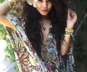 coachella, vanessa hudgens, and 2016 image
