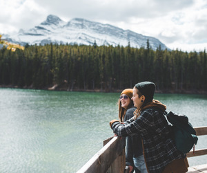 camping, hiking, and out door image