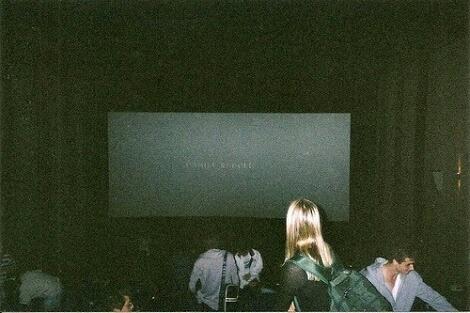 cinema, grunge, and night image