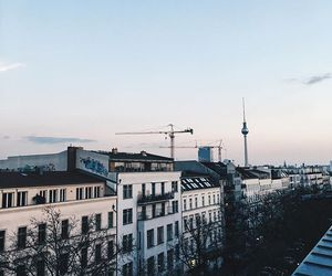 berlin, place, and travel image