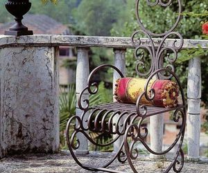 chair, fairytale, and outdoor living image