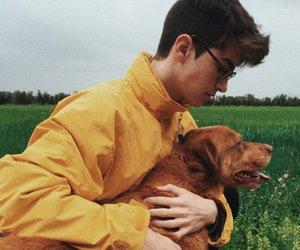 yellow, boy, and manu rios image