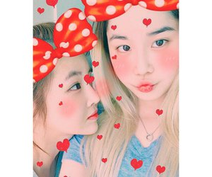 t-ara, jeon boram, and wooram image
