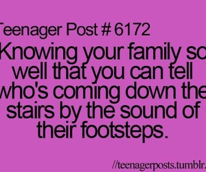 true, family, and teenager post image