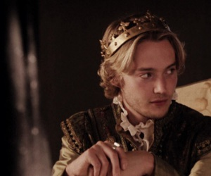 reign, toby regbo, and king francis valois image