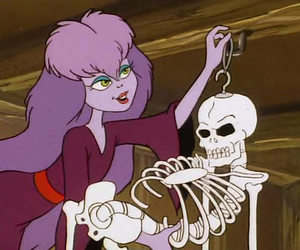 scooby doo and skeleton image