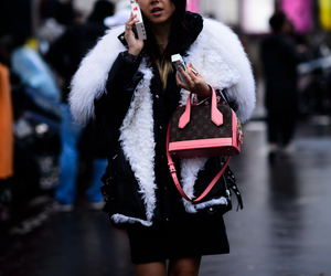fashion, fashion week, and Louis Vuitton image