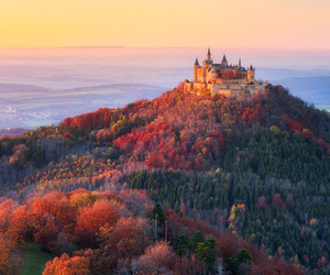 travel, castle, and europe image