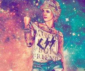 hipster, diana, and princess image