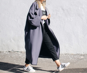 adidas, street style, and black and white image