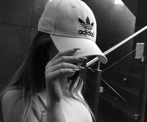 adidas girl cool image