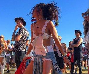 coachella, vanessa hudgens, and festival image