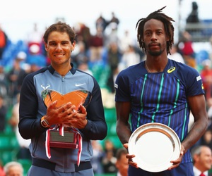 monte carlo, nadal, and tennis image
