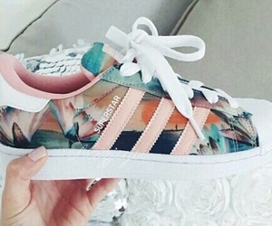 shoes and superstar image