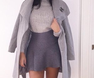 channel, classy, and outfits image