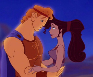 disney, hercules, and meg image