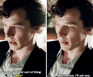 quote and sherlock image