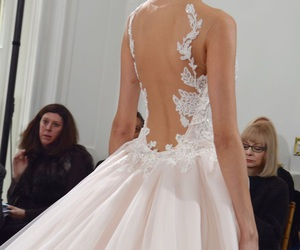 classy, detail, and dress image