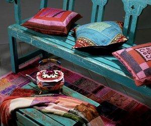 arabian, colors, and furniture image