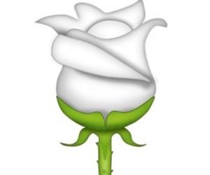 rose, emoji, and edit image