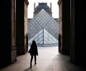 fashion, louvre, and friends image