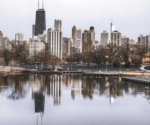 america, cities, and la image