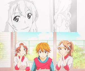 anime, kaori miyazono, and arima kousei image