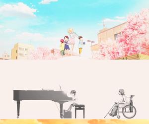 arima kousei, your lie in april, and shigatsu wa kimi no uso image