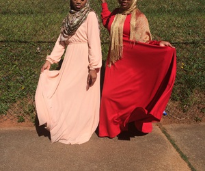 african american, dress, and dresses image