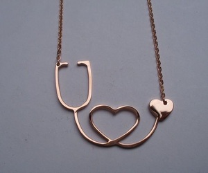 collar, corazon, and medicina image