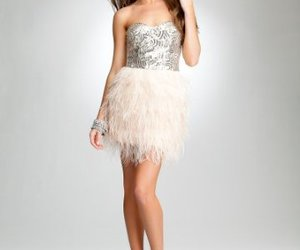 bebe, model, and sequins image
