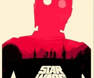 star wars, c3po, and poster image