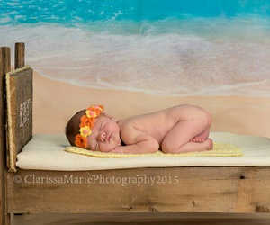 photography, floral headband, and photoprop image