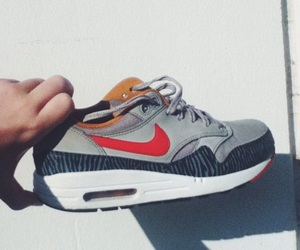 1, gris, and nike image