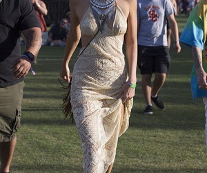kendall jenner, coachella, and outfit image
