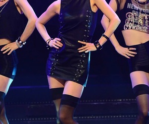 stage, female president, and hyeri image