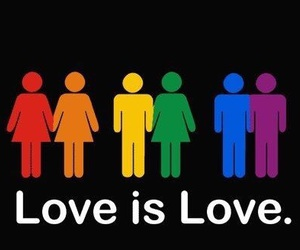 lgbt, lovewhoyoulove, and pride image