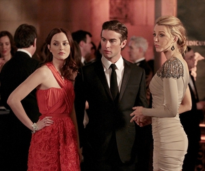 gossip girl, blake lively, and nate image