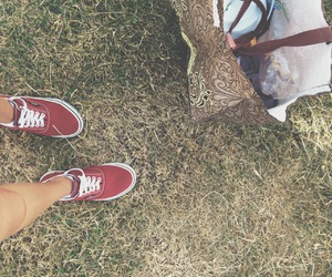 brazil, vans, and red image