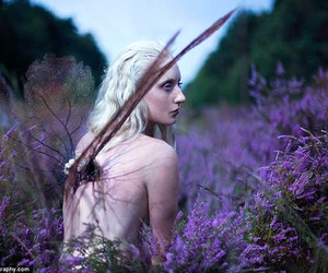 faerie, lavender, and kirsty mitchell image