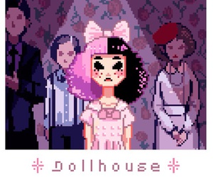 melanie martinez, cry baby, and dollhouse image