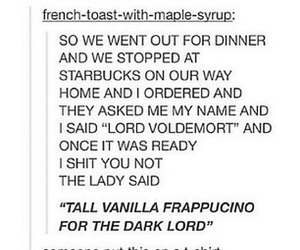 funny, harry potter, and tumblr image