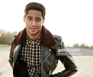 alfred enoch and wes gibbins image
