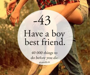 boy and best friends image
