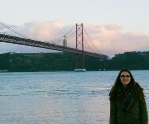 city, love it, and red bridge image