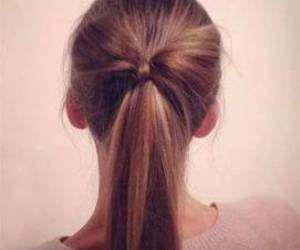 beauty, girly, and hair styles image