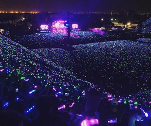 coldplay, ahfodtour, and coldplayméxico image