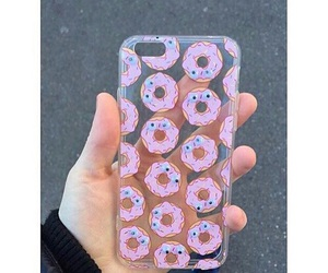 case, cool, and donuts image