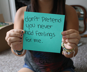 feelings, quote, and pretend image
