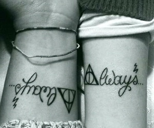 tattoo, always, and sisters image